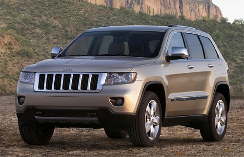 Jeep Grand Cherokee 2010 new
