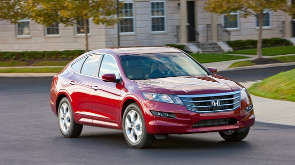 Honda Accord Crosstour 2010 года