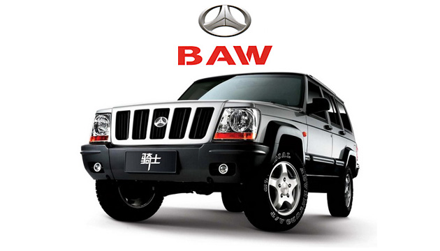 Beijing Automobile Works Co (BAW)