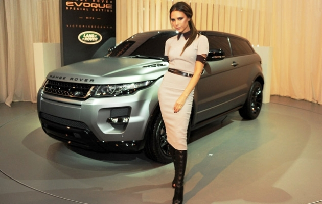 Evoque by Victoria Beckham