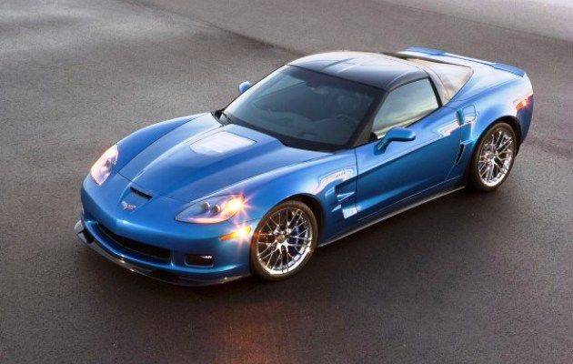 Corvette Stingray  ZR1