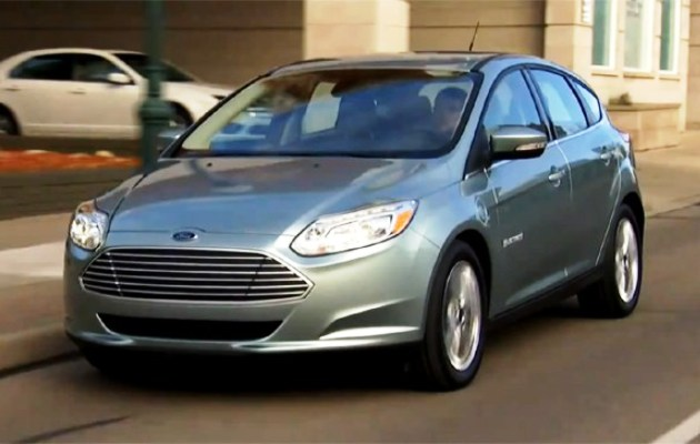Ford Focus Electriс